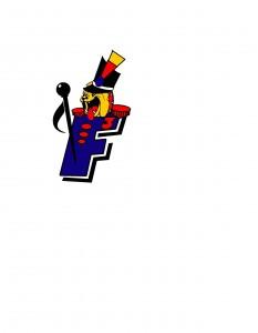 FFF Bulldog 'F' logo