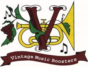 Vintage Music Boosters Logo